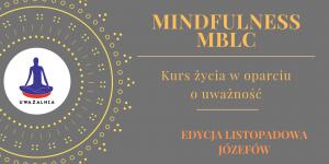 Kurs mindfulness Józefów