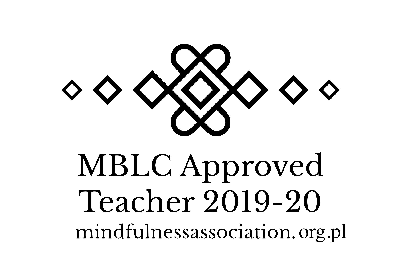 Certyfikowany nauczyciel mindulness MBLC