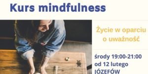 Kurs mindfulness MBLC Józefów