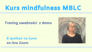 kurs mindfulness on-line